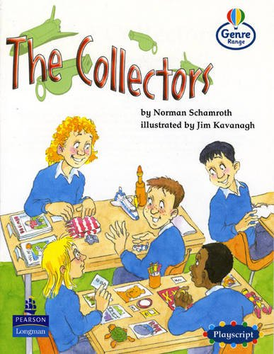 The Collectors (LITERACY LAND): Schamroth, N and