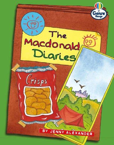9780582463974: The MacDonald Diaries: Book 2 (Literacy Land) (Bk. 2)