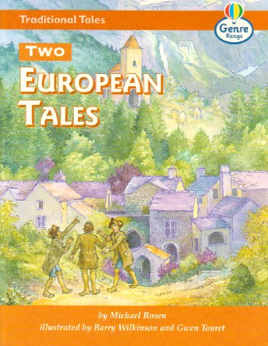 9780582464155: Two European Tales: