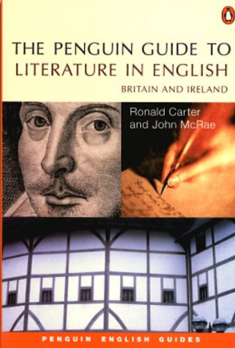9780582465671: The Penguin Guide to Literature in English:Britain and Ireland 2nd. Edition