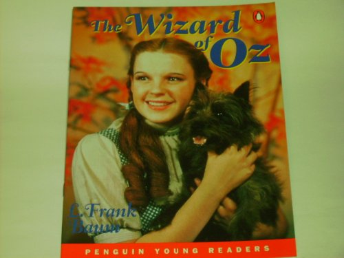 9780582468634: Wizard of OZ Book & Cassette (Penguin Young Readers (Graded Readers))