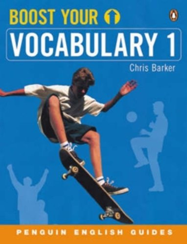 9780582468771: Boost Your Vocabulary 1: v. 1 (Penguin English)
