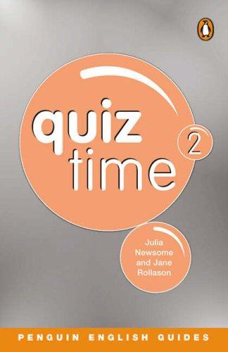 9780582468801: Quiz Time: Penguin Reader Level 4 2 (Penguin English)