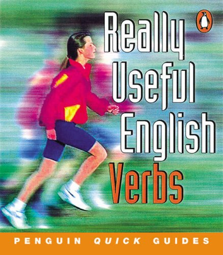 9780582468900: Penguin Quick Guides Really Useful English Verbs (Penguin English)