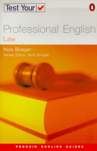 9780582468986: Test your professional English. Con CD Audio. Per il Liceo linguistico. Con CD-ROM