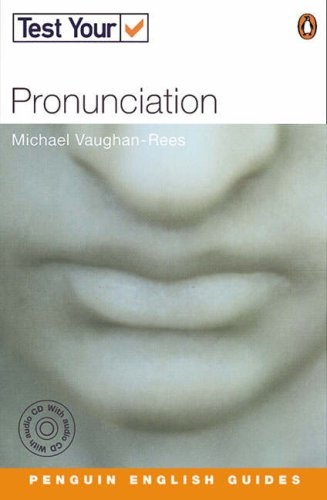 9780582469020: Test Your Pronunciation (Penguin English guides)