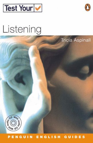 9780582469082: Test Your Listening (Penguin English guides)