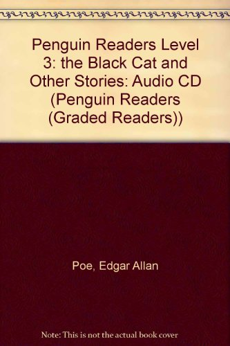 9780582469143: Penguin Readers Level 3: the Black Cat and Other Stories: Audio CD