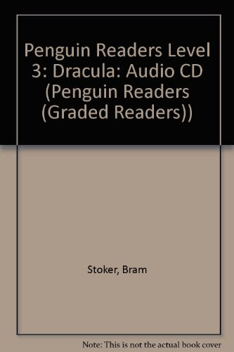 9780582469181: Penguin Readers Level 3: Dracula: Audio CD (Penguin Readers (Graded Readers))