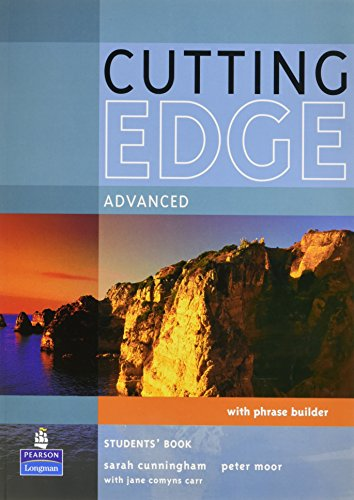 9780582469433: Cutting edge. Advanced. Student's book. Per le Scuole superiori