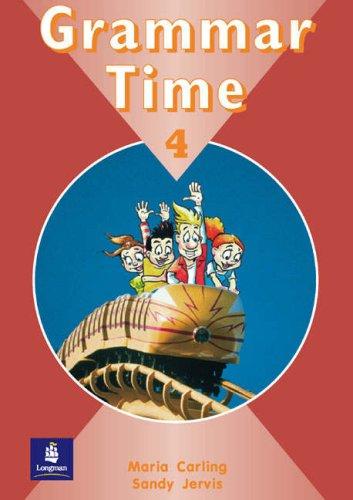 9780582469662: Grammar Time Level 4: Students' Book (Grammar Time)