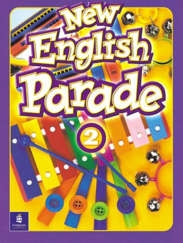 9780582471023: New english parade. Student's book. Per la Scuola elementare: 2