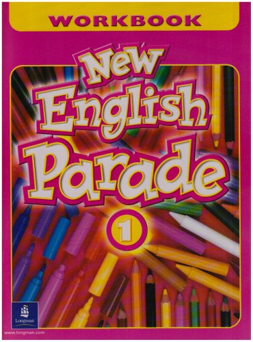 9780582471030: New english parade 1 wb global: Level 1 Workbook