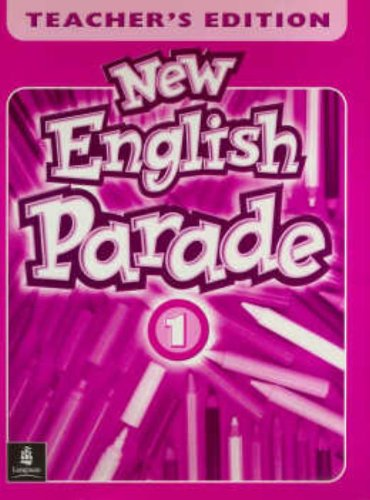 9780582471054: New English Parade Teachers Book 1: Level 1 Teachers' Book