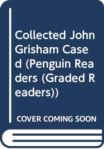 9780582471122: Penguin Readers Level 5: Collected John Grisham: Vol 1 (Penguin Readers (Graded Readers))