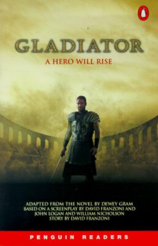 9780582471177: Penguin Readers Level 4: Gladiator (Penguin Readers (Graded Readers))