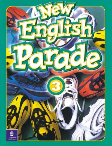 9780582471726: New english parade. Student's book. Per la Scuola elementare: 3