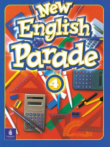 9780582471733: New English Parade: Level 4 Students' Book
