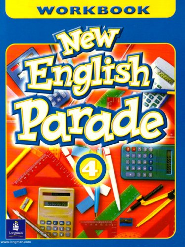 9780582471771: New English Parade: Workbook Level 4: Level 4 Workbook