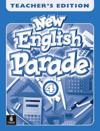 9780582471818: New English Parade Teachers Book 4: Level 4 Teachers' Book