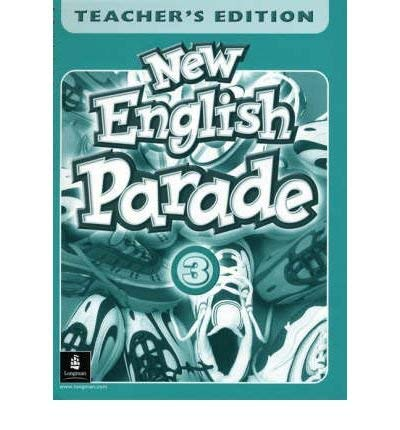 9780582471825: New English Parade: Teachers' Book Level 5