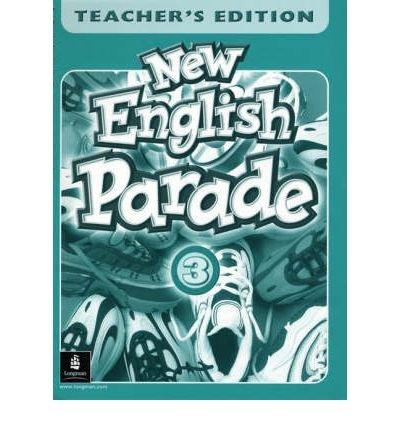 9780582471825: New English Parade Teachers Book 5