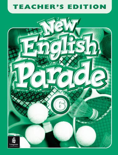 9780582471832: New English Parade: Teachers' Book Level 6: Level 6 Teachers' Book