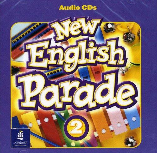 9780582472143: New English Parade: Level 2 Audio CD
