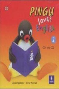 9780582472495: Pingu Loves English: Level 1 CD British English