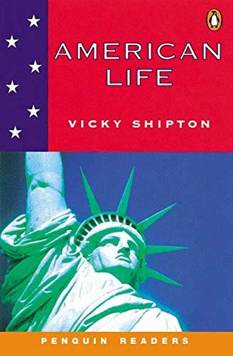 9780582472594: American Life Book & Cassette: Level 2 (Penguin Readers (Graded Readers))
