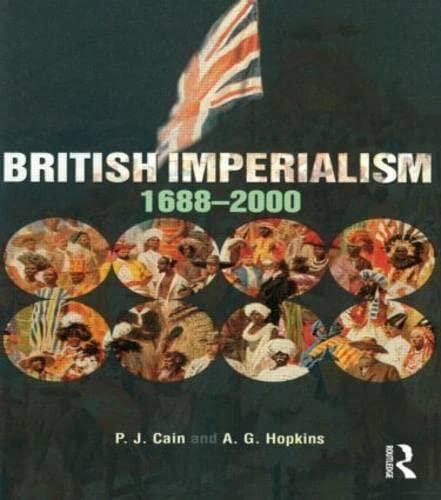 9780582472860: British Imperialism: 1688-2000