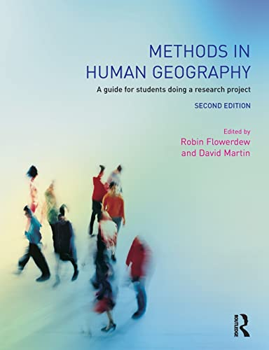 9780582473218: Methods in Human Geography: A guide for students doing a research project