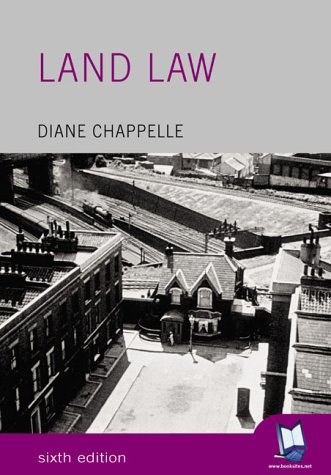 9780582473447: Land Law (Foundation Studies in Law Series)