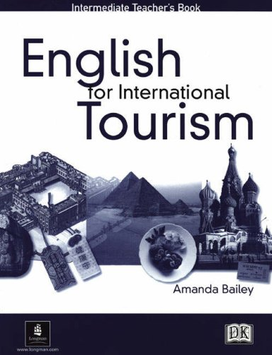 9780582479821: English for International Tourism: Intermediate Teacher's Book
