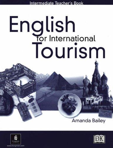 9780582479821: English for International Tourism Intermediate Teachers Book (English for Tourism)