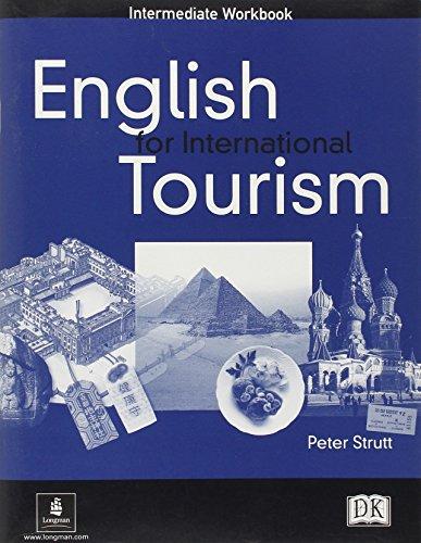 9780582479845: Course Book, Intermediate, English for International Tourism Workbook