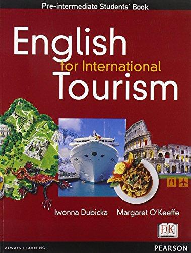 9780582479883: English for international tourism. Pre-intermediate. Per le Scuole superiori