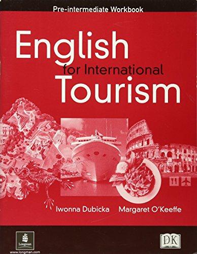 9780582479890: English for international tourism. Pre-intermediate. Workbook. Per le Scuole superiori