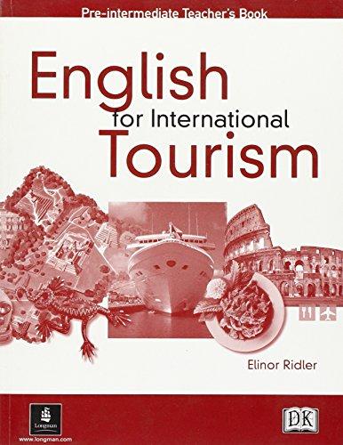 9780582479906: English For International Tourism Pre-Intermediate Teachers Book (English for Tourism)