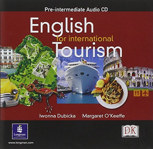 9780582479920: English for International Tourism: Pre-intermediate Class CD: Pre-intermediate Class CD 1-2 (English for Tourism)