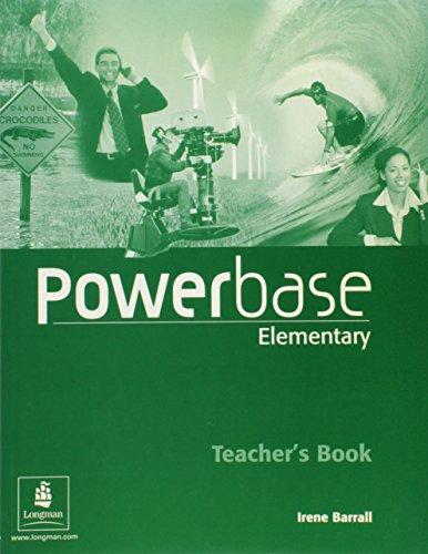 9780582479982: Powerbase: Teachers Book Level 2