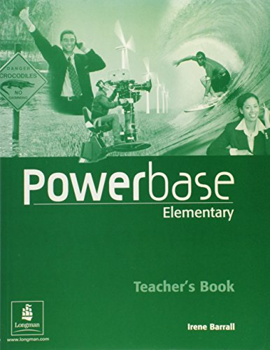 9780582479982: Powerbase Teachers Book Level 2 (Powerhouse)