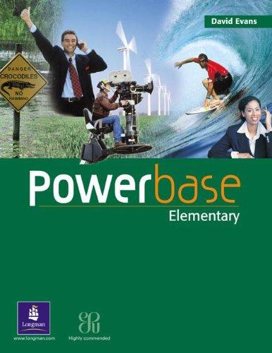 9780582479999: Powerbase. Elementary. Coursebook
