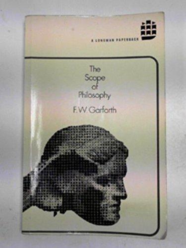 9780582480193: Scope of Philosophy