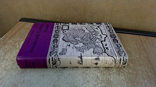 9780582482098: Seventeenth Century Europe (General History of Europe)