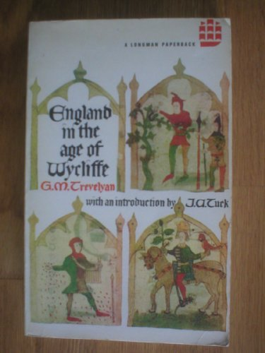 England in the Age of Wycliffe (A Longman Paperback Ser.)