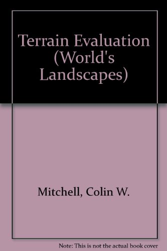 9780582484252: Terrain Evaluation (World's Landscapes)