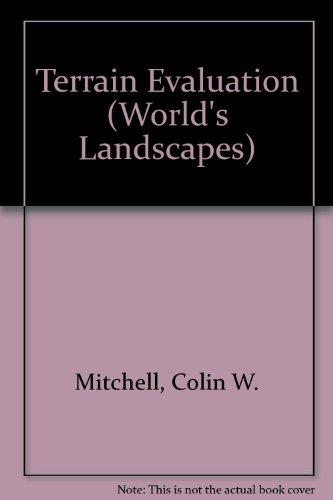 9780582484252: Terrain Evaluation (World's Landscapes)