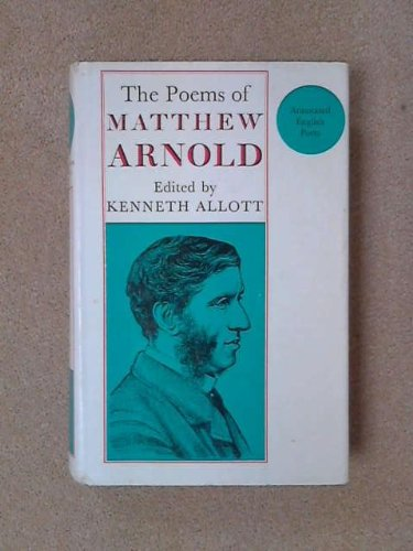 9780582484412: The Poems of Matthew Arnold