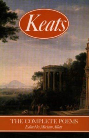 9780582484573: Poems of John Keats (Longman Annotated English Poets)